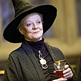 Young Minerva McGonagall