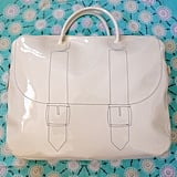 Patent Leather Carry Case ($230)