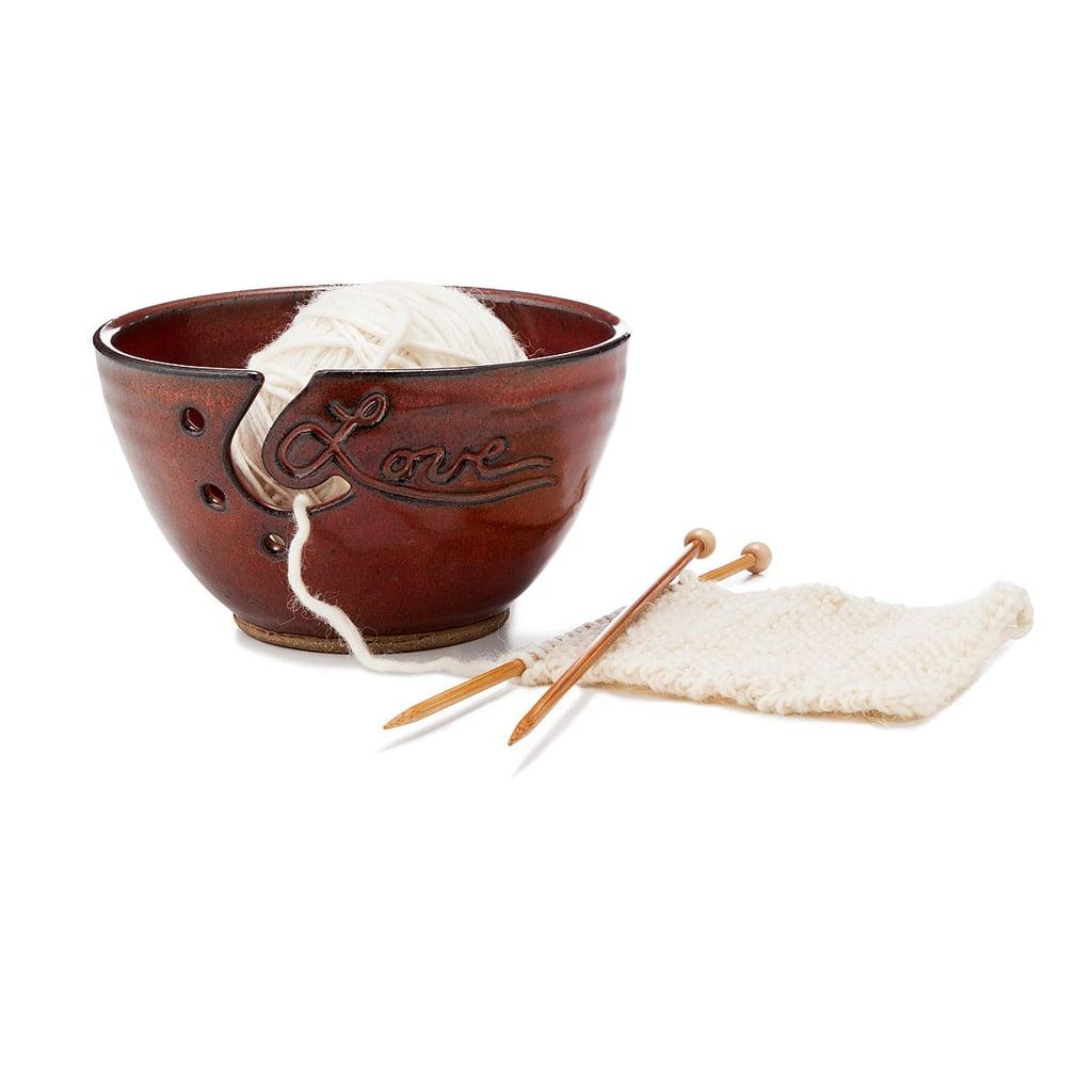 Love Yarn Bowl ($49)