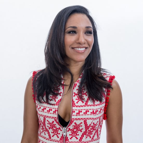 Candice Patton Power Your Happy Interview