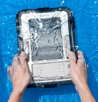 Waterproof Kindle Case From M-Edge