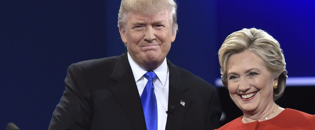 These Are the Best Tweets From the Presidential Debate So Far