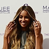 Get an Up-Close Look at Ciara's Massive 16-Carat Engagement Ring