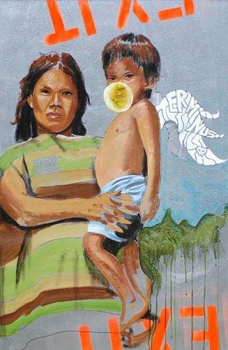 Artist of the Day:  Rah Crawford