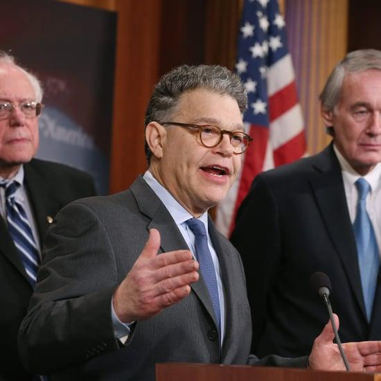 Al Franken Urges GOP Senators to Vote Against Betsy DeVos
