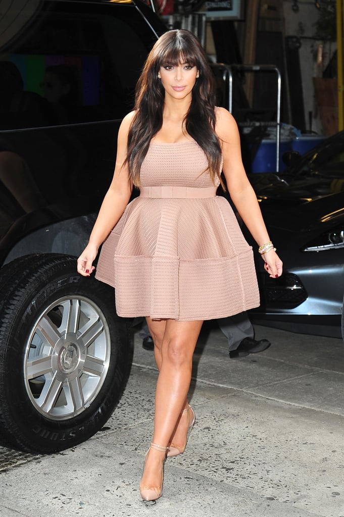 Kim Kardashian in Manhattan