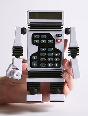 The Calcubot: More Than Meets the Eye