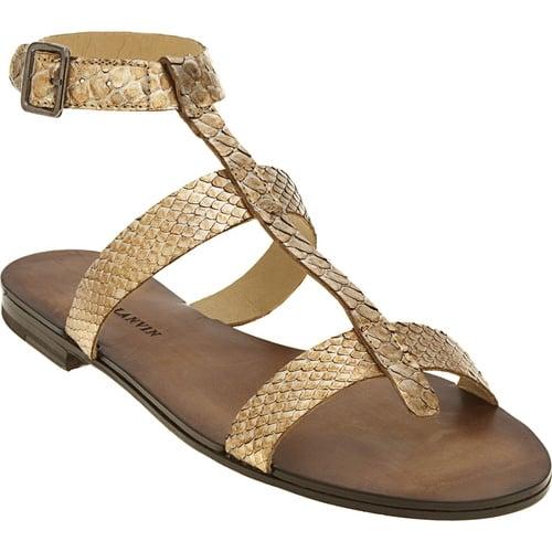 The Look for Less: Lanvin Gladiator Sandal