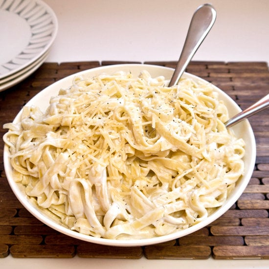 Egg Fried RiceC Btujuh Yogurt Fettuccine Alfredo