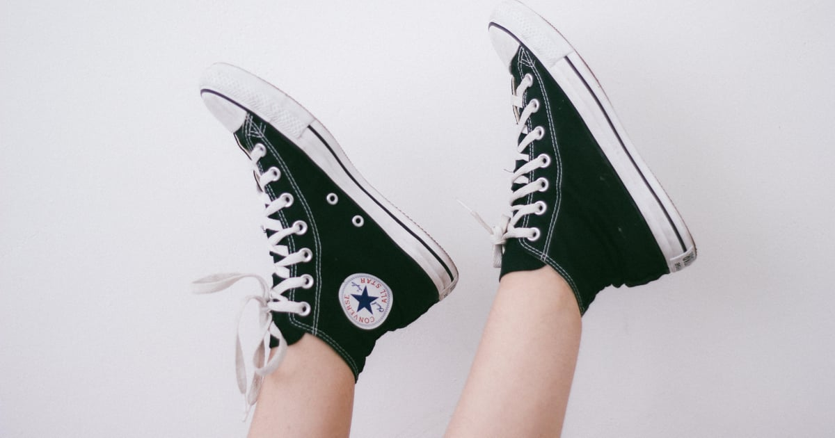 Are Converse Good to Work Out In? | POPSUGAR Fitness