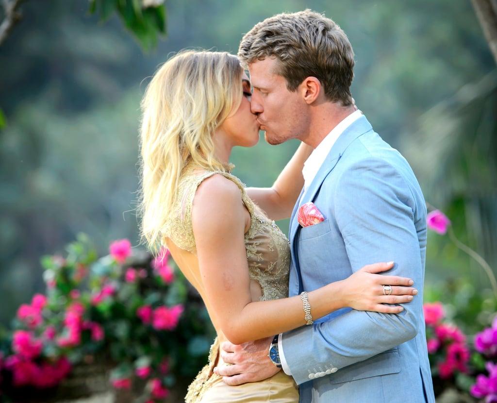 Hottest Kisses on Australian TV in 2016