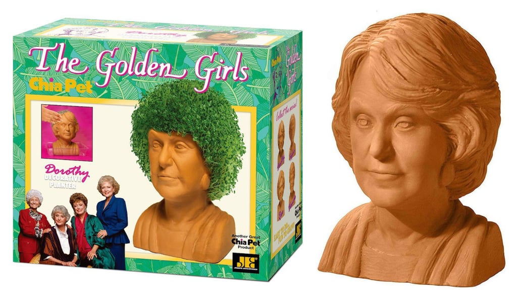 Golden Girls Chia Pets From Always Fits