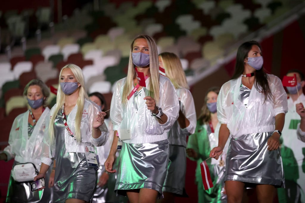 The Best Fashion at the Tokyo Olympics Opening Ceremony