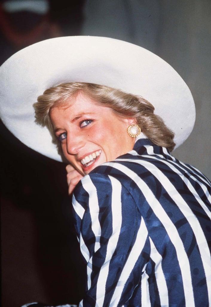 She knew how to work the camera  | Princess Diana Facts | POPSUGAR