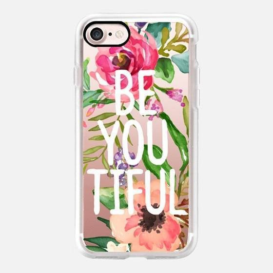 Be YOU tiful iPhone 7 Case ($40)