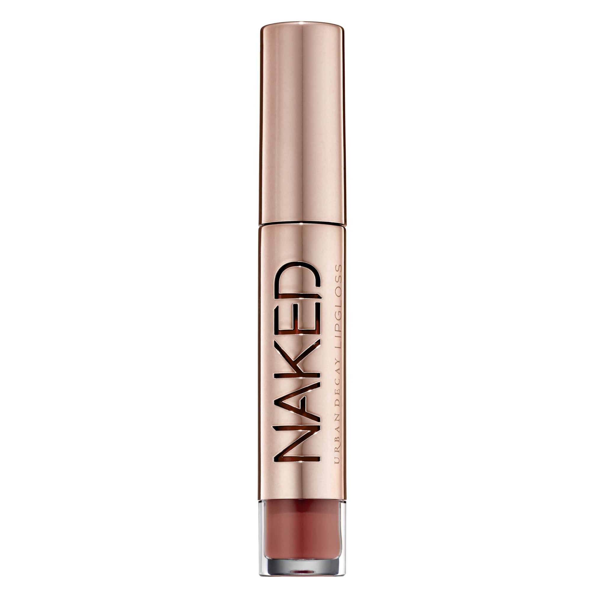 Urban Decay Naked Lipgloss in Rule 34
