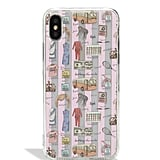cjw Women in History iPhone X/Xs, 7/8 & 7/8 Plus Case