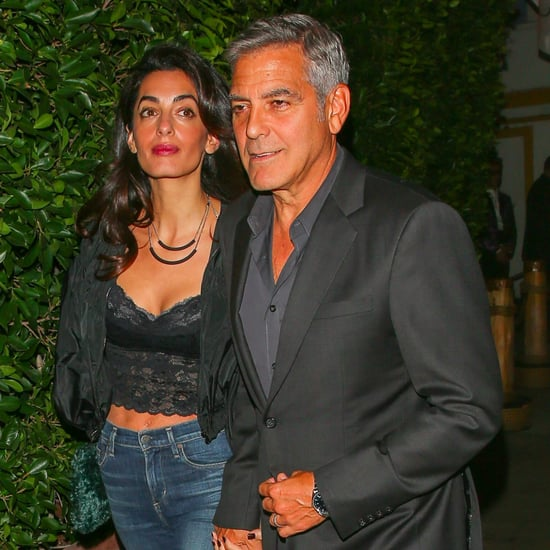 George clooney dating now
