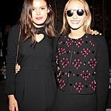 Atlanta de Cadenet Taylor and Harley Viera-Newton gave us something to adore at Honor.