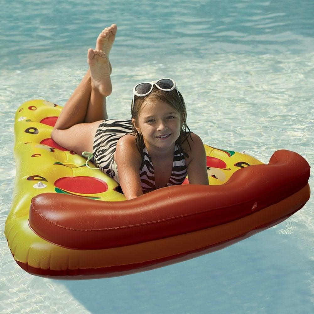 Supreme Pizza Slice Pool Float