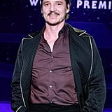 Pedro Pascal at the Star Wars: The Rise of Skywalker Premiere in LA