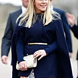 Autumn Phillips at Easter 2015
