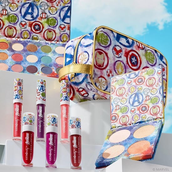 Ulta Beauty x Marvel's Avengers Makeup Collection
