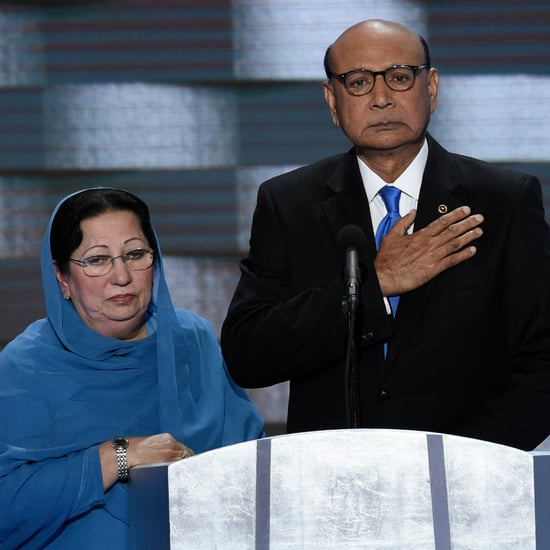 Ghazala Khan's Comments About Donald Trump 2016