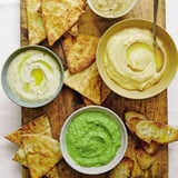 Parmesan Pea Spread Recipe