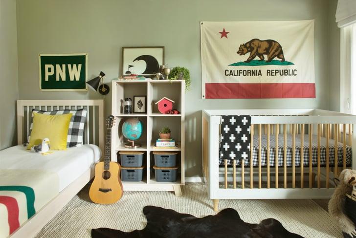 Design Ideas For Shared Kids Bedroom | POPSUGAR Family