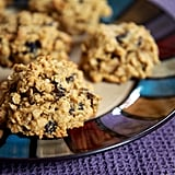 Peanut Butter Oatmeal Raisin (and Bean) Cookies
