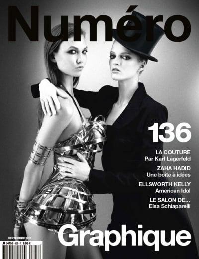 Numéro September 2012
