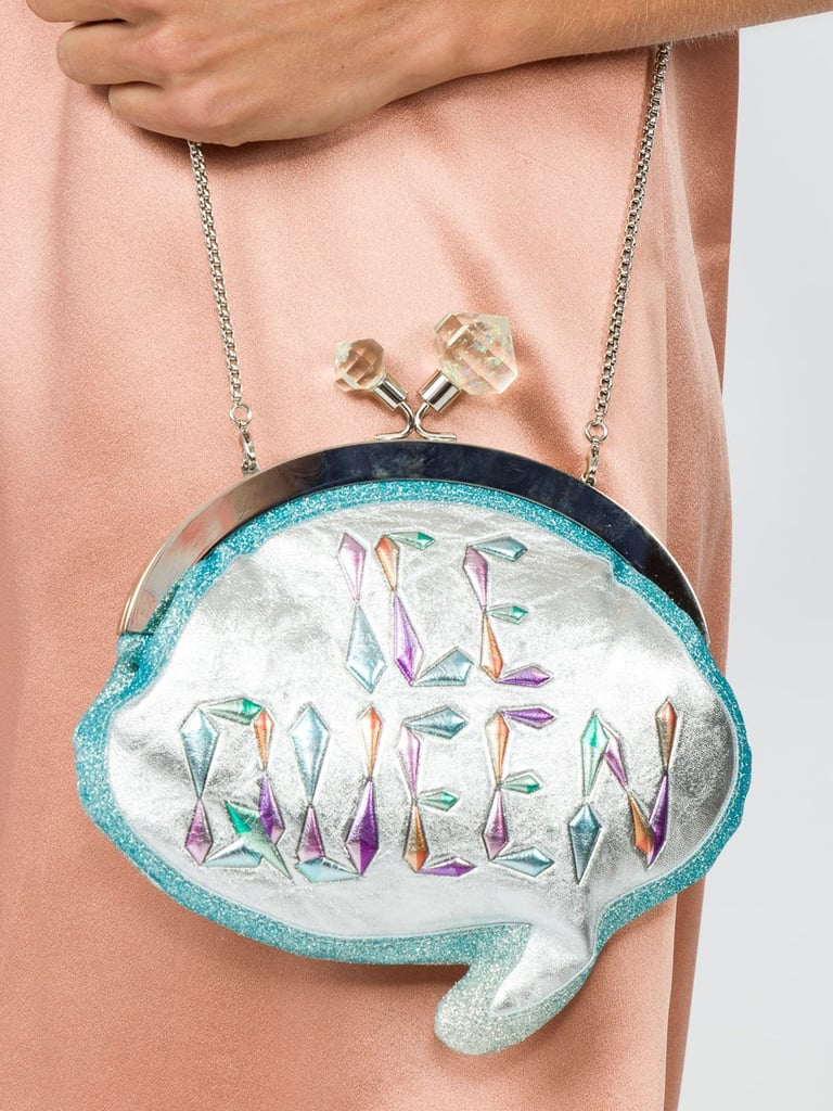 Elsa: Sophia Webster Ice Queen Bubble Clutch Bag
