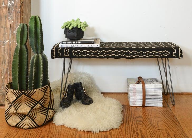 Upholstered Bench Diy Popsugar Home