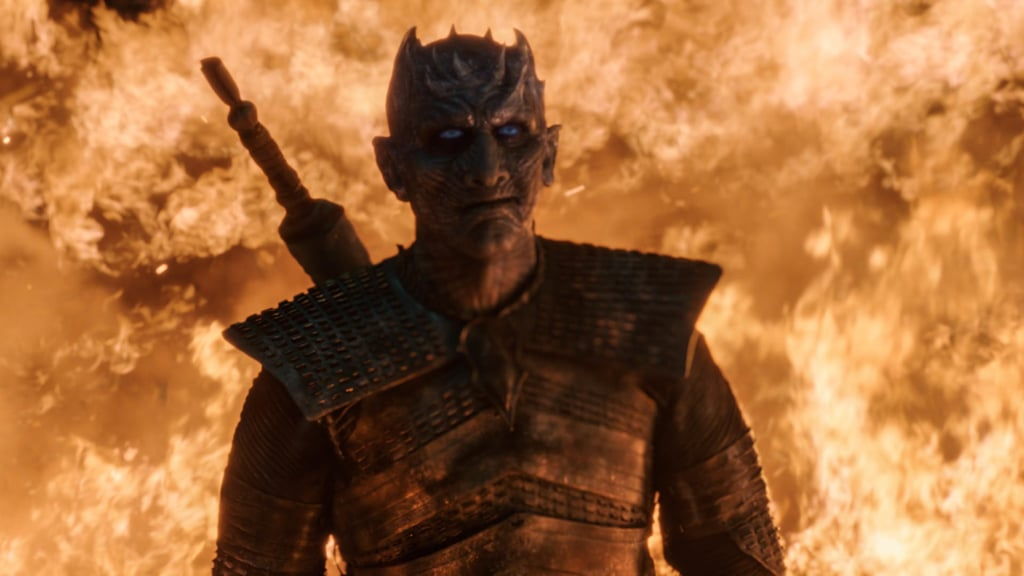 Why Didn't the Night King Burn From Dragon Fire?