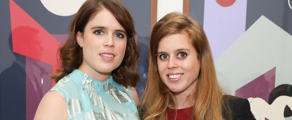 See Princess Eugenie's Sweet Message For Beatrice's Wedding