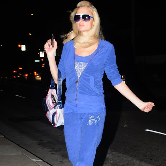 Celebrities Wearing Juicy Couture Tracksuits | Video