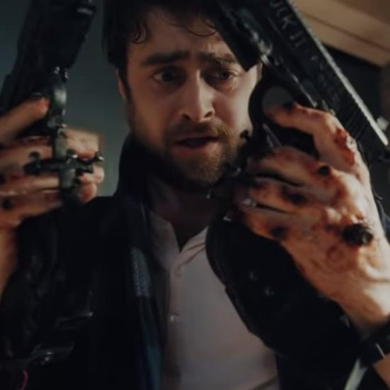 Watch Daniel Radcliffe's Guns Akimbo Movie Trailer
