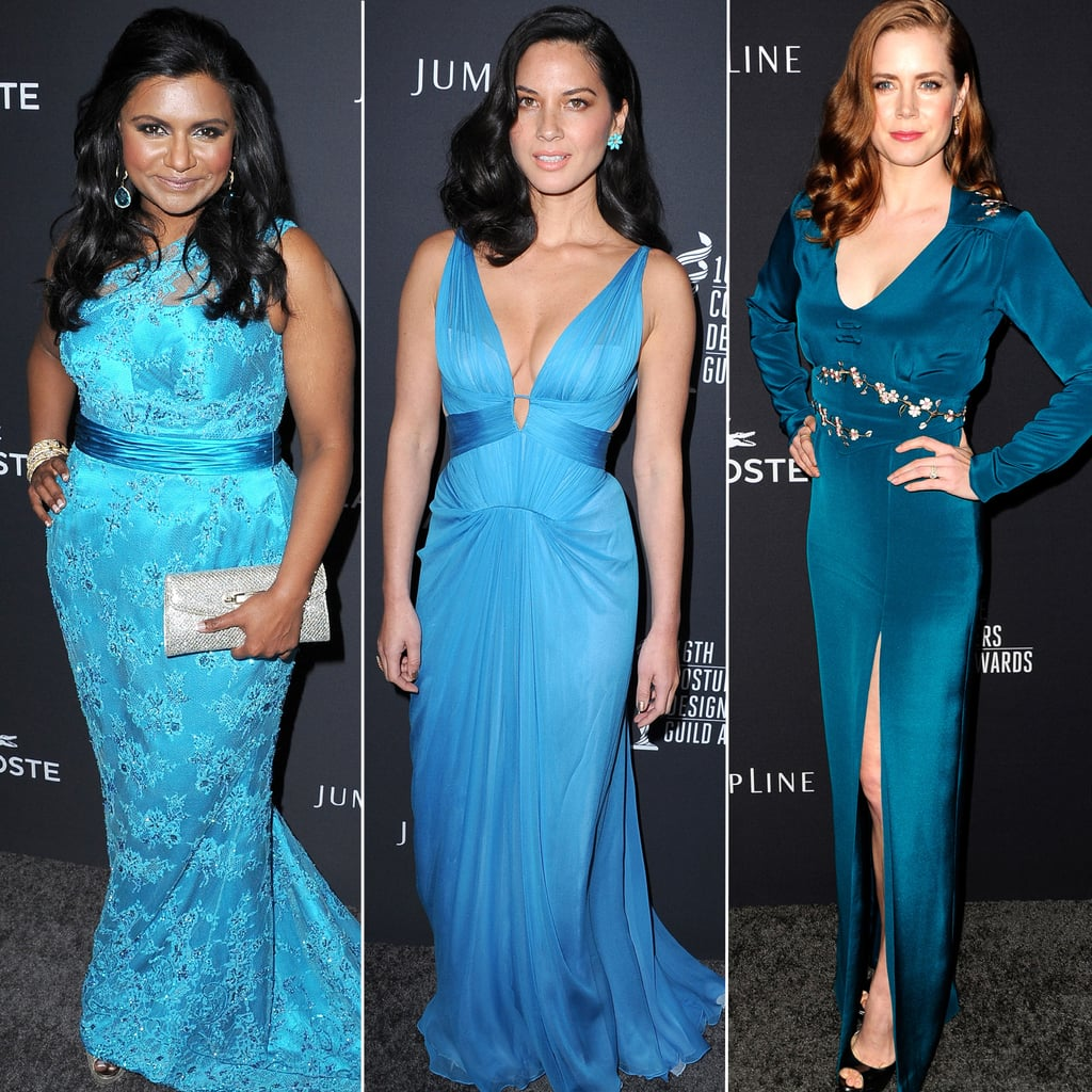The Red Carpet That's All About Saying Thank You to Fashion