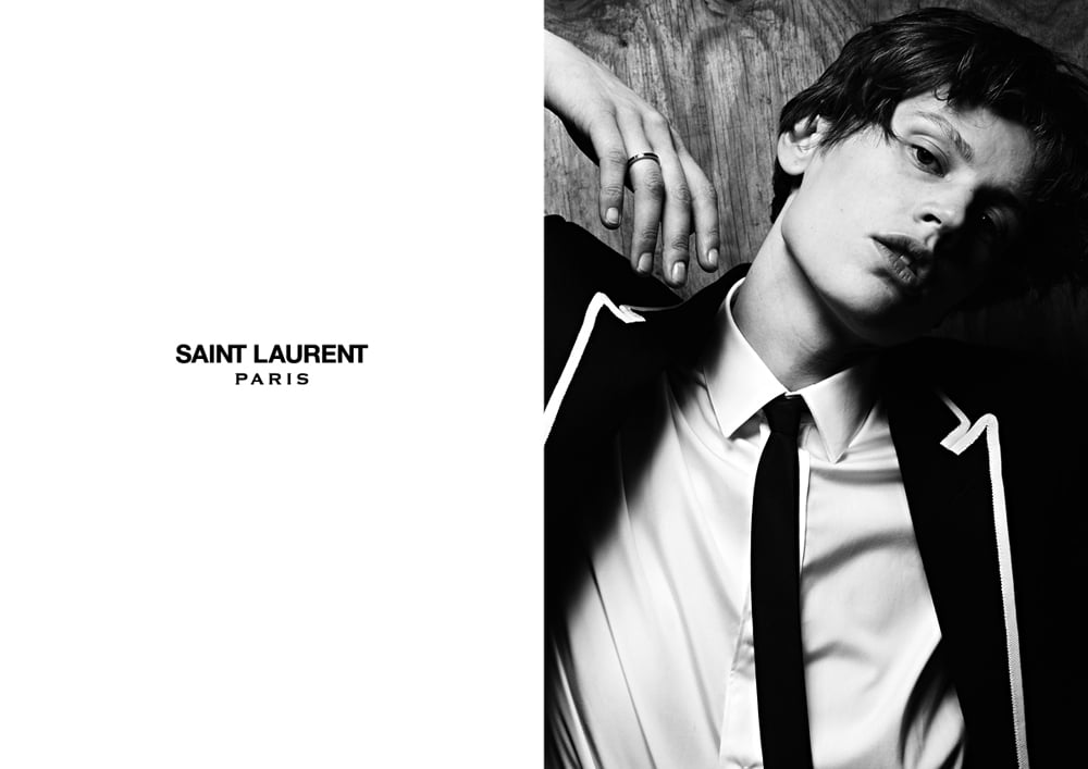 Saint Laurent Men's Spring 2013
