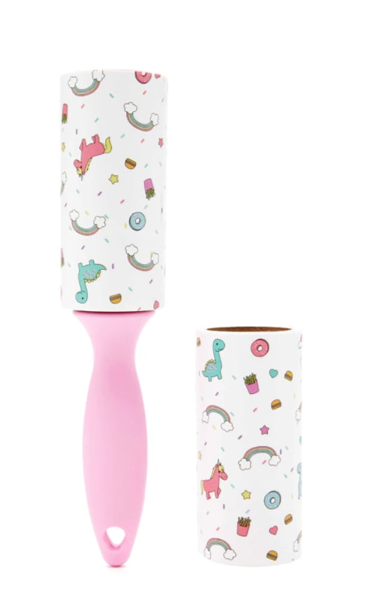 Unicorn Print Lint Roller Set