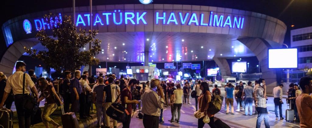 Attack on Istanbul Ataturk Airport