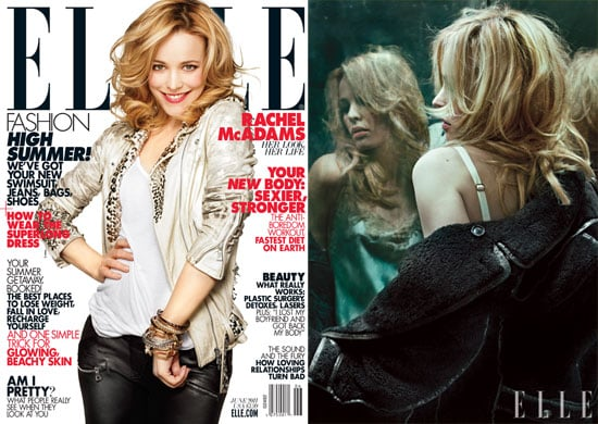 Rachel McAdams Reveals Romantic Role Models and What She Wants From Love in Elle