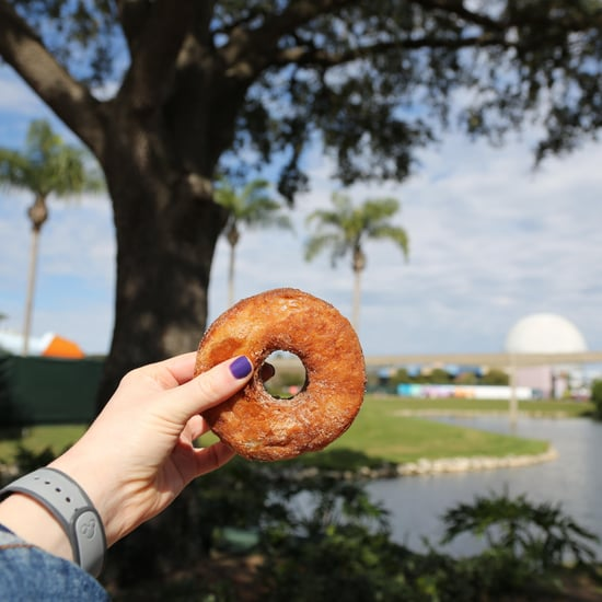 The Best Food at Epcot at Disney World