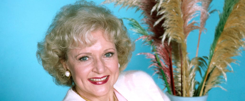 Betty White Beauty Looks