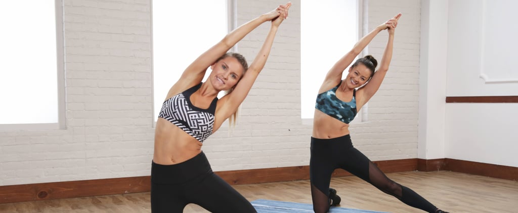 10-Minute Abs and Back Workout