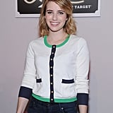 Emma Roberts attended The Shops at Target launch party in NYC.