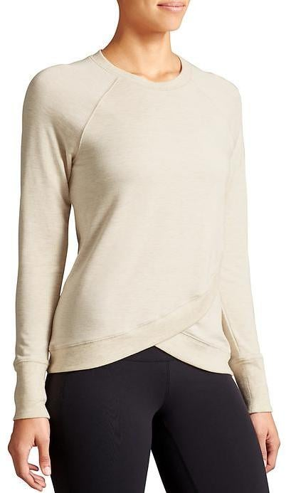Athleta Crisscross Sweatshirt