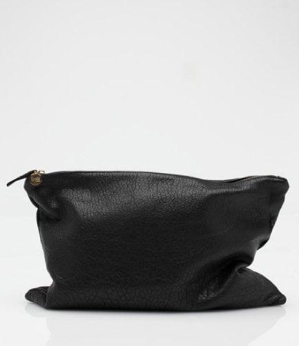 Clare Vivier Laptop Foldover Pebble ($180)