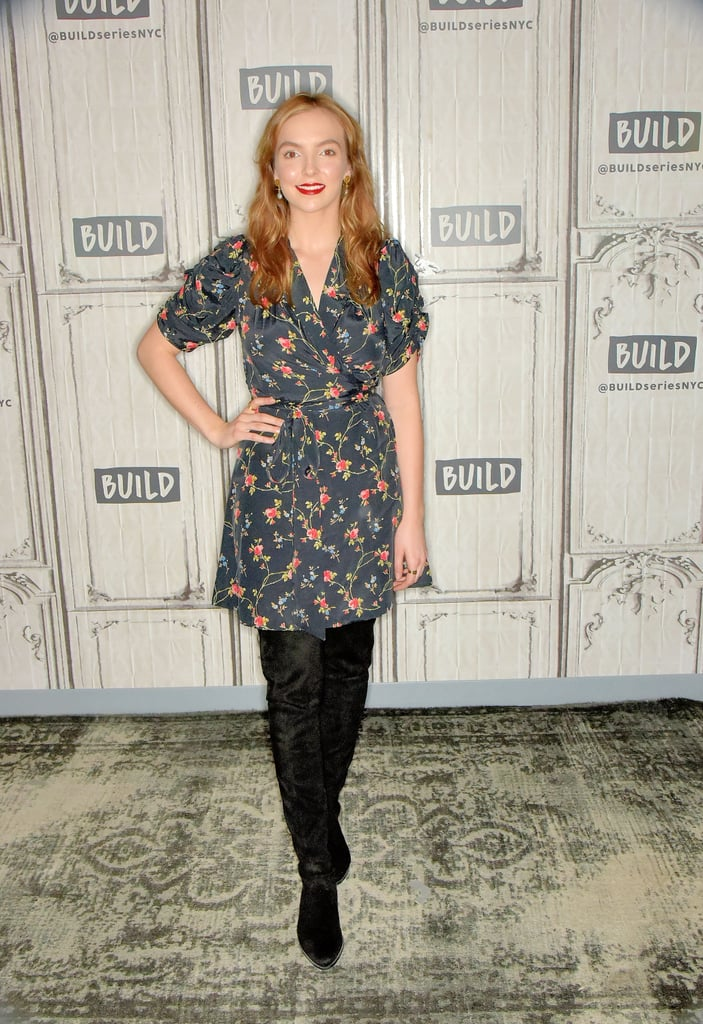 Jodie Comer at Build